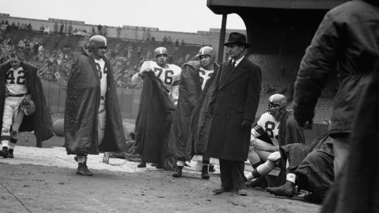 State Your Case: Walt Michaels was a LB Paul Brown valued. So should the HOF.