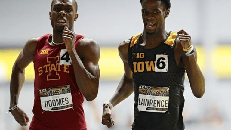 Tuesday's Clicks: Lawrence, Tausaga Receive Big Ten Honors