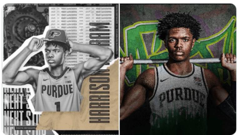 Purdue Catches 5-Star Recruit Harrison Ingram's Eye in More Ways Than One