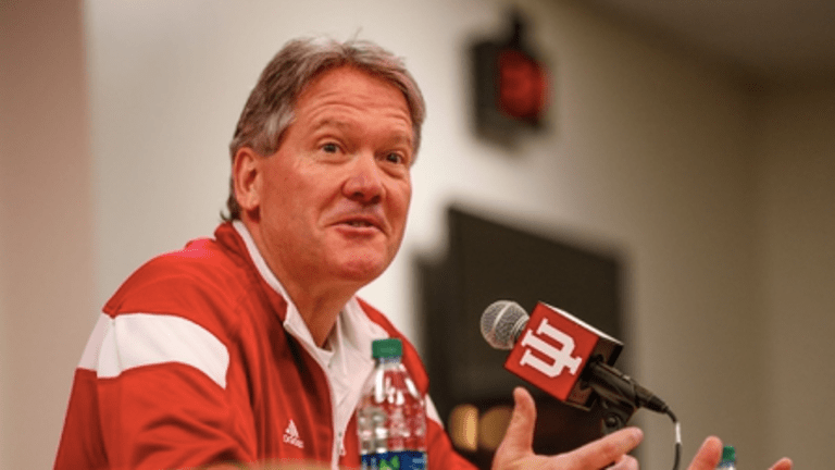 Indiana AD Fred Glass: 'We stand ready to help our students express their voice'