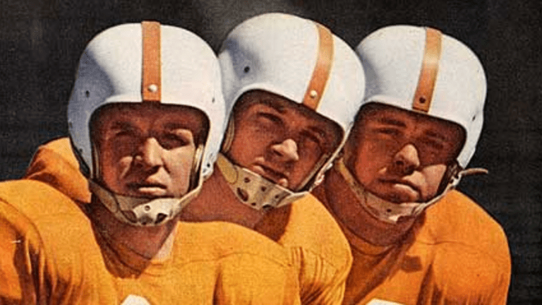 Johnny Majors Leaves a Legacy as Perhaps Most Important Volunteer