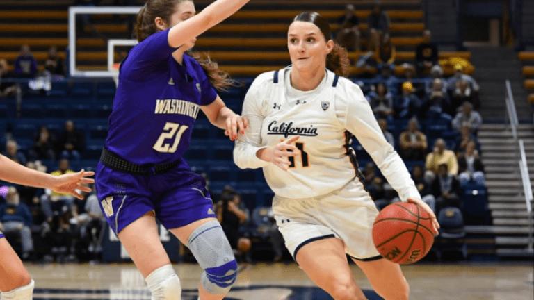 Cal Women's Basketball: Sara Anastasieska Enters Transfer Portal