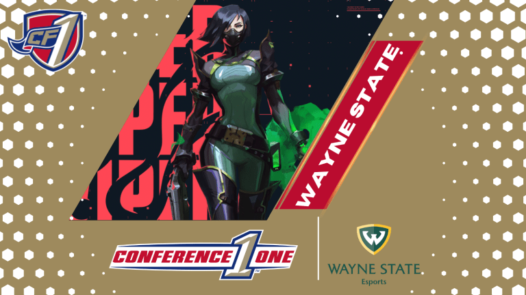 Conference One: Wayne State University (Green) Esports Team