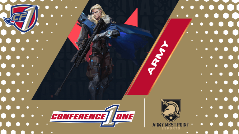 Conference One: Army West Point Esports Team