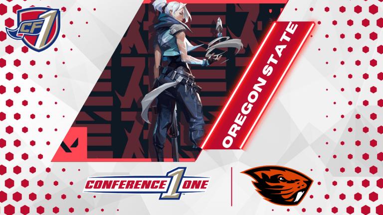 Conference One: Oregon State University Black Esports Team