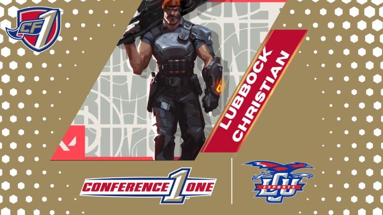 Conference One: Lubbock Christian University Esports Team