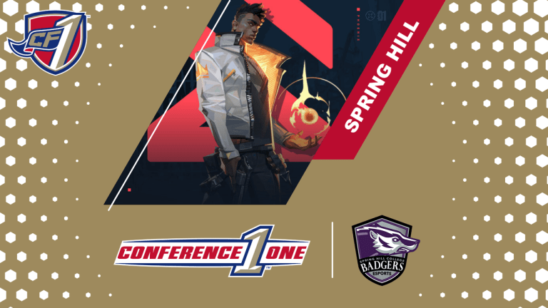 Conference One: Spring Hill College Esports Team