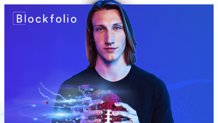Blockfolio Announces First-of-its-Kind, Multi-Year Partnership With Trevor Lawrence