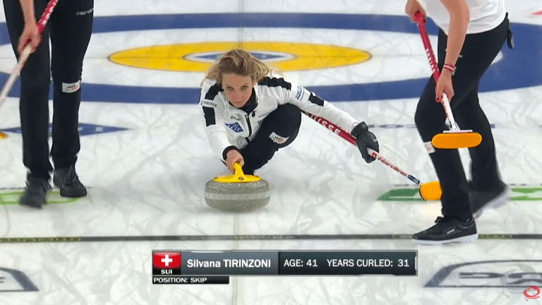 Some Fans Are Clueless About World Curling YouTube Games