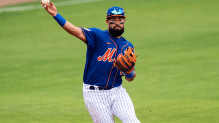 Mets Activate Luis Guillorme from the IL