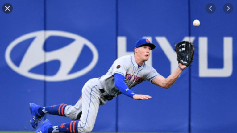Mets' Brandon Nimmo Has Small Ligament Tear Near Index Finger