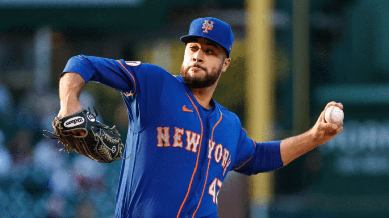 How Mets' Joey Lucchesi Has Embraced The 'Underdog' Role