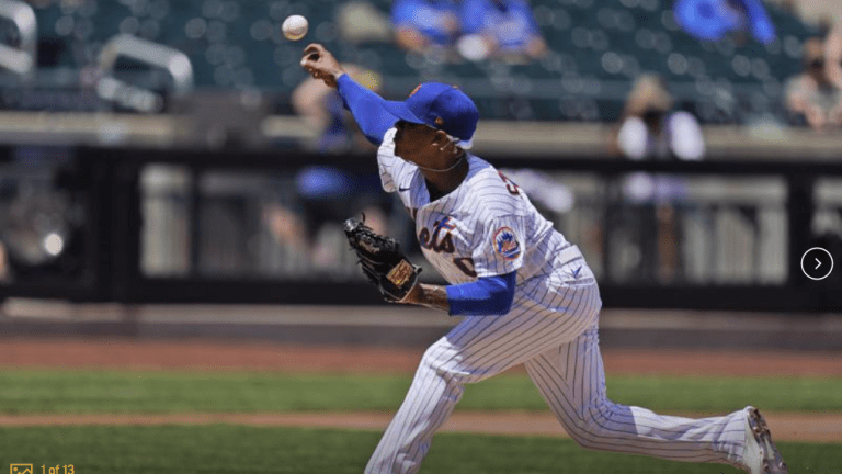 Stroman Deals But Bats Nowhere To Be Found as Mets Get Shutout by Cubs