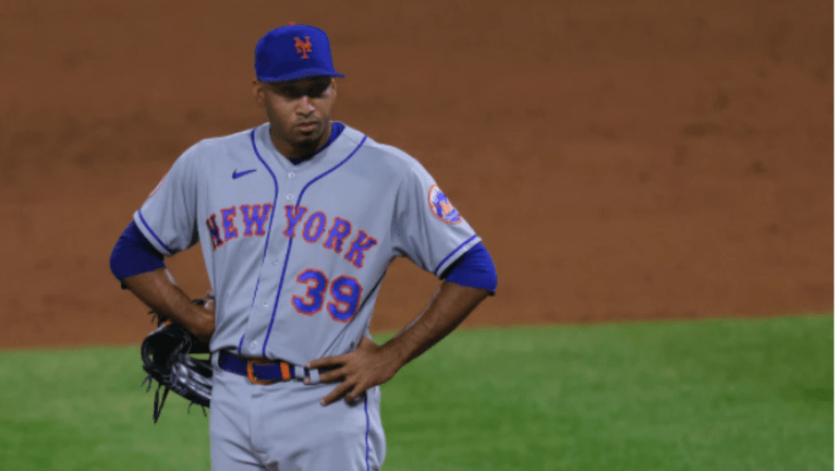 Diaz Melts Down in 9th; Mets Shutout For Second-Straight Night