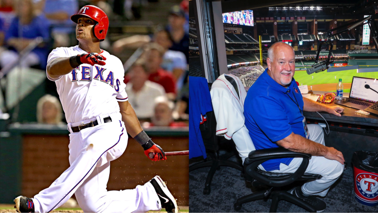 Adrián Beltré, Chuck Morgan Selected As Newest Members of Texas Rangers Hall Of Fame
