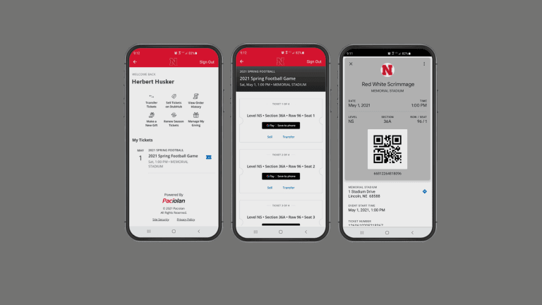 """Husker Dan: """"Planet of the Apps""""? Get Ready for E-Tix"""