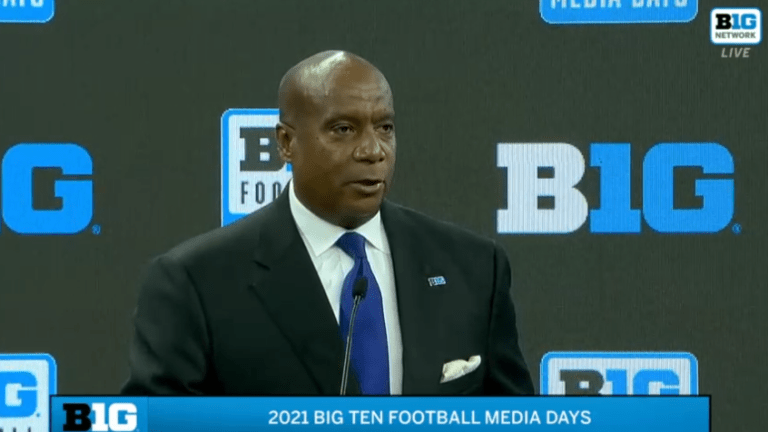 Big Ten Releases Forfeiture Policy