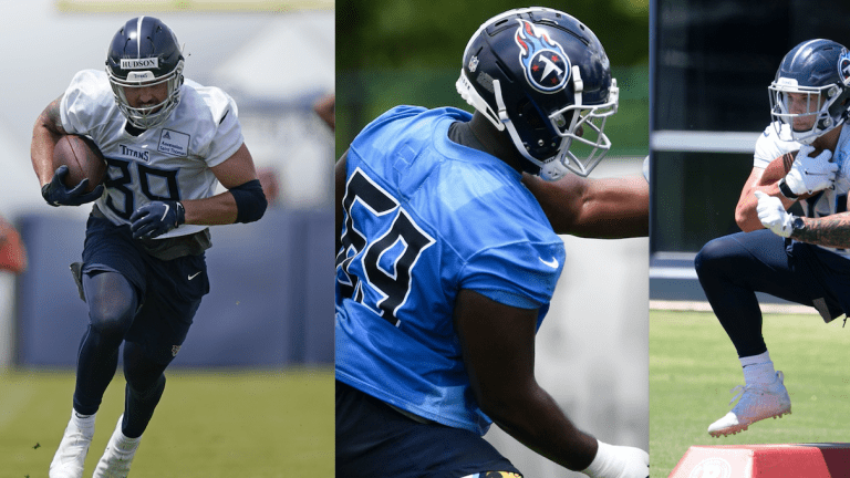 Four to Watch During Training Camp