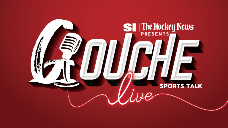 Gouche Live: The NHL is Headed to Beijing