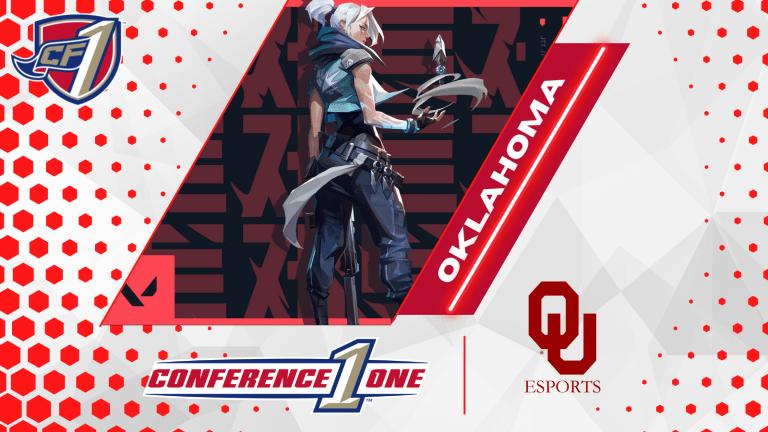 Conference One: University of Oklahoma Esports Team