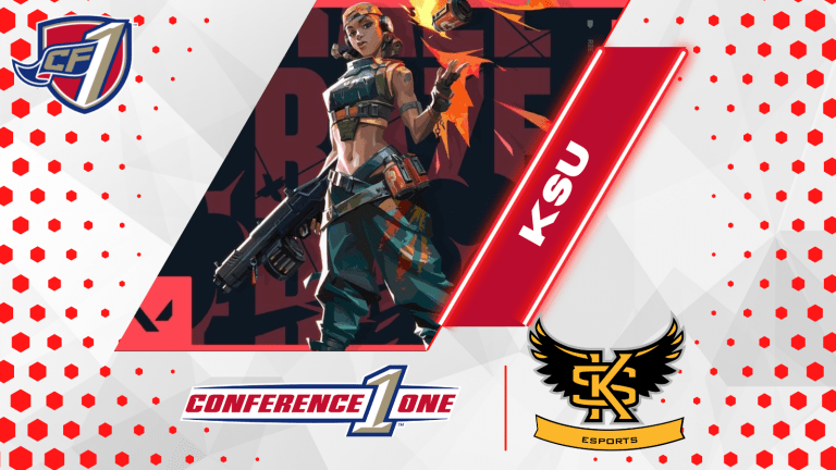 Conference One: Kennesaw State University Esports Team