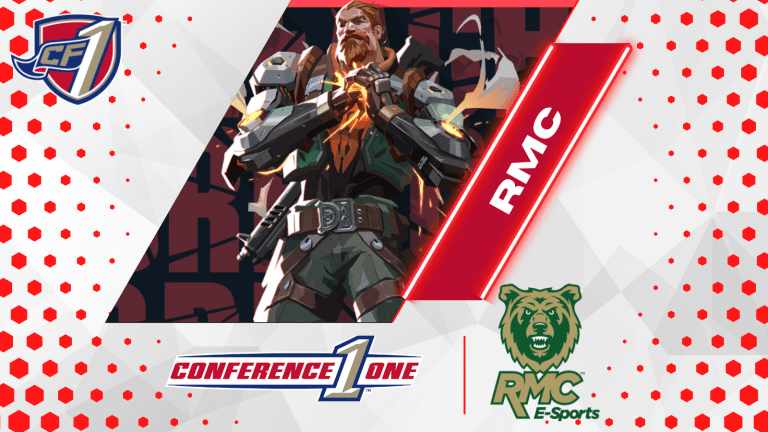 Conference One: Rocky Mountain College Esports Team