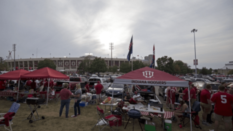 Indiana to Open Parking Lots, Gates Early to Accommodate Sellout Crowd for Cincinnati Game