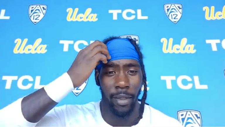WATCH: Carl Jones Jr., Kyle Philips Recap LSU Win, Highlight UCLA's Physicality