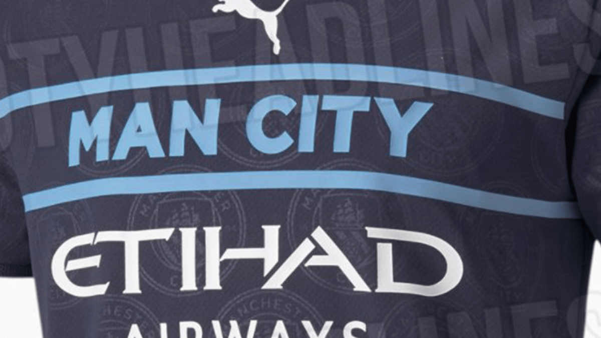 Manchester City 2021 2022 Third Kit Official Images Leaked Sports Illustrated Manchester City News Analysis And More
