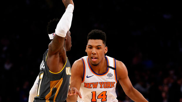 The Week in Knicks Kicks: Part 2, Pre Hiatus Edition