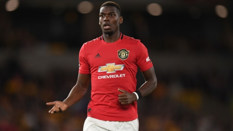 Paul Pogba Likes Instagram Post Urging Him to Seal Real