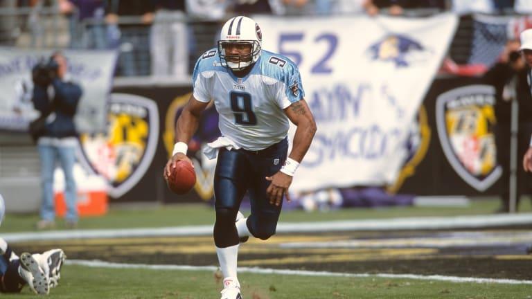 Steve McNair jersey retirement: Titans to honor slain quarterback ...