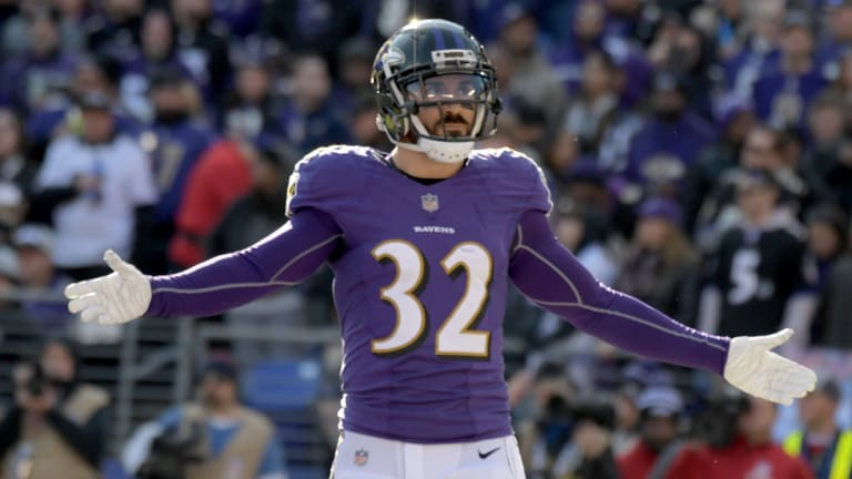 Former Baltimore Ravens Safety Eric Weddle Retires - Sports ...