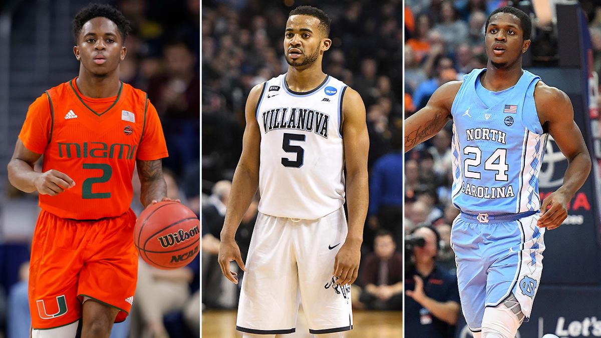 College basketball best uniforms: UNC, UCLA lead ranking - Sports ...