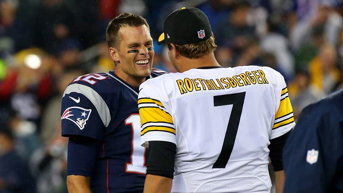 Patriots-Steelers Preview; Ben Roethlisberger Big Game - Sports ...