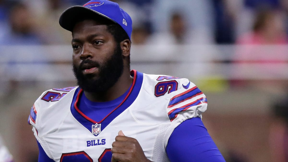 Adolphus Washington: Bills DT booked on weapons charge - Sports ...