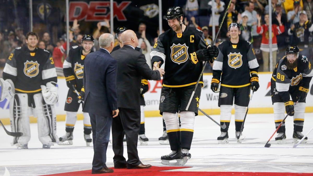 John Scott's NHL All-Star Game drama, fan vote, trade, explained ...