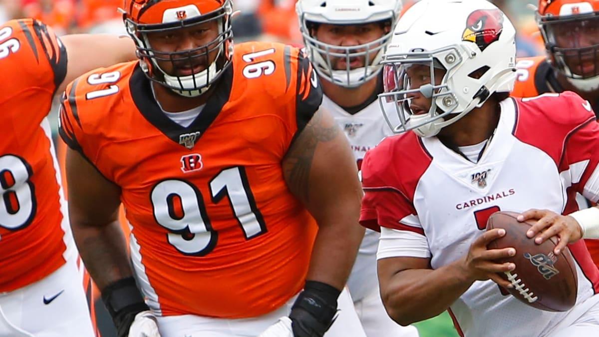 Cincinnati Bengals place OT Isaiah Prince on opt out list, DT Josh ...