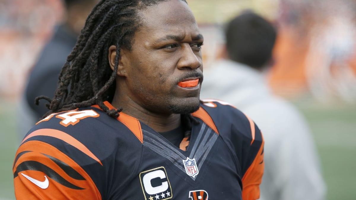 Former Cincinnati Bengals cornerback Adam 'Pacman' Jones burns Joe ...
