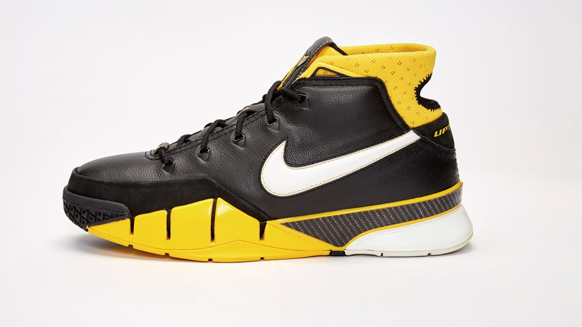 Kobe Bryant's first Nike signature sneaker is legendary - Sports ...
