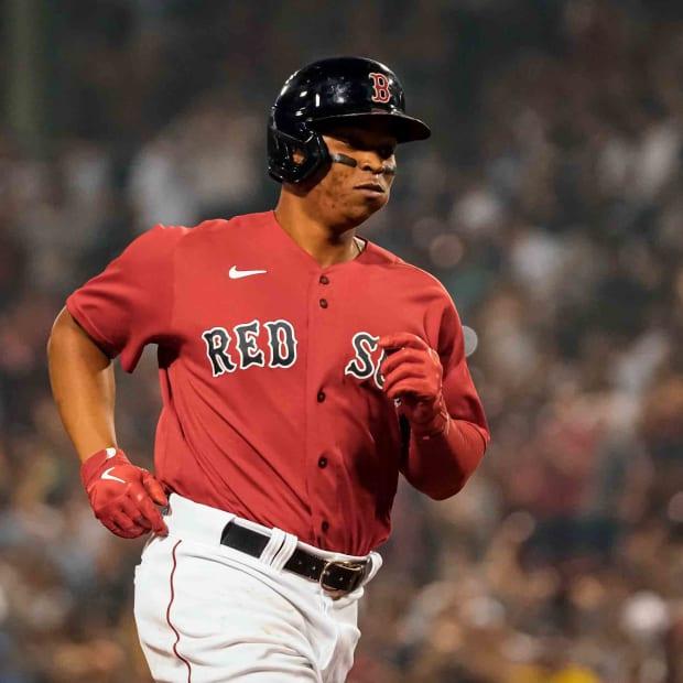 Rafael Devers, Boston Red Sox