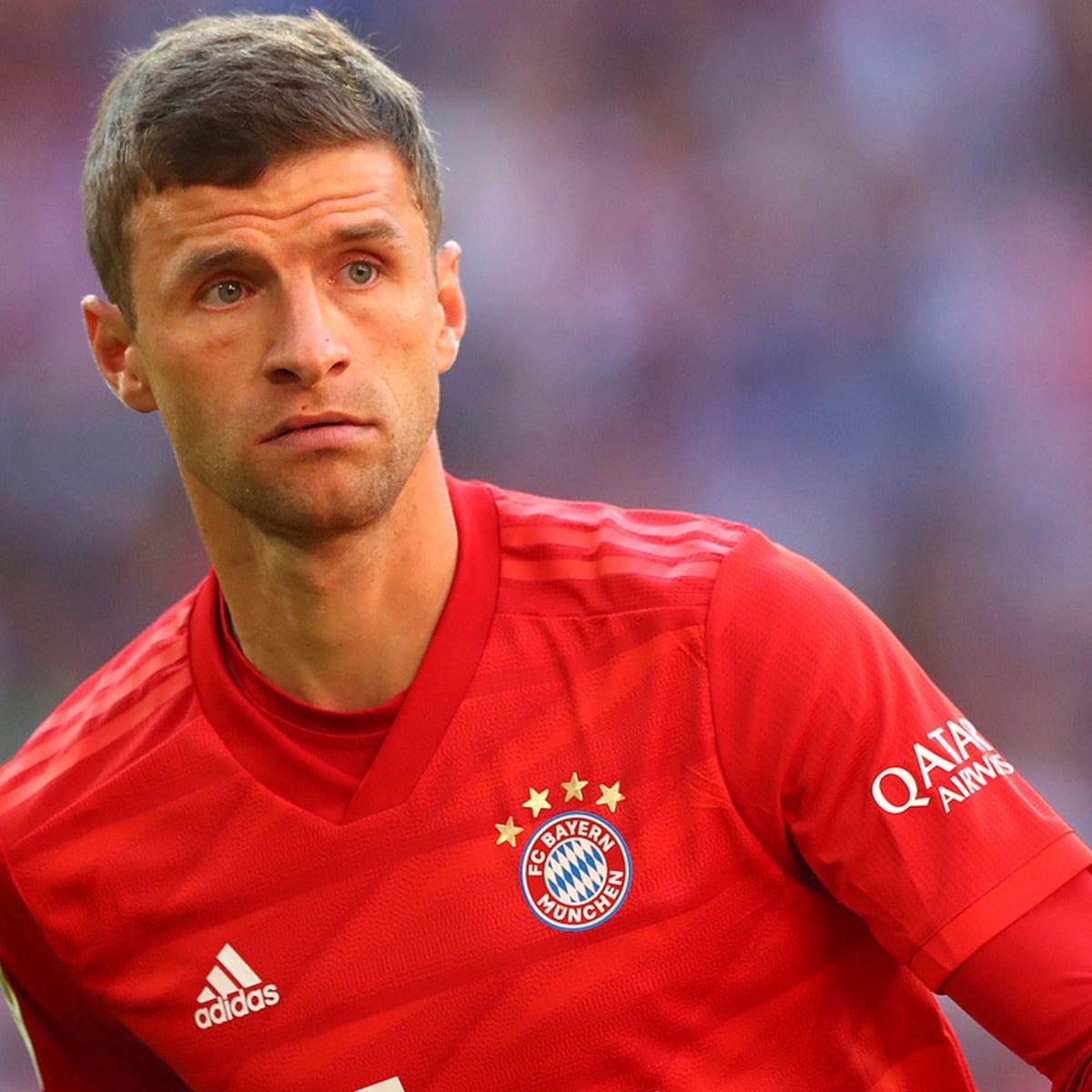 Thomas Muller: Bayern Munich signs star through 2023 - Sports Illustrated
