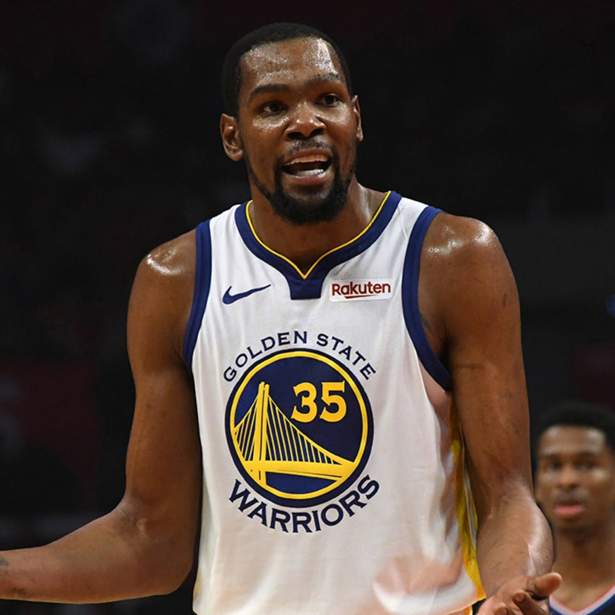 Kevin Durant Height Now Listed At 6 9 1 2 By Nets Sports Illustrated
