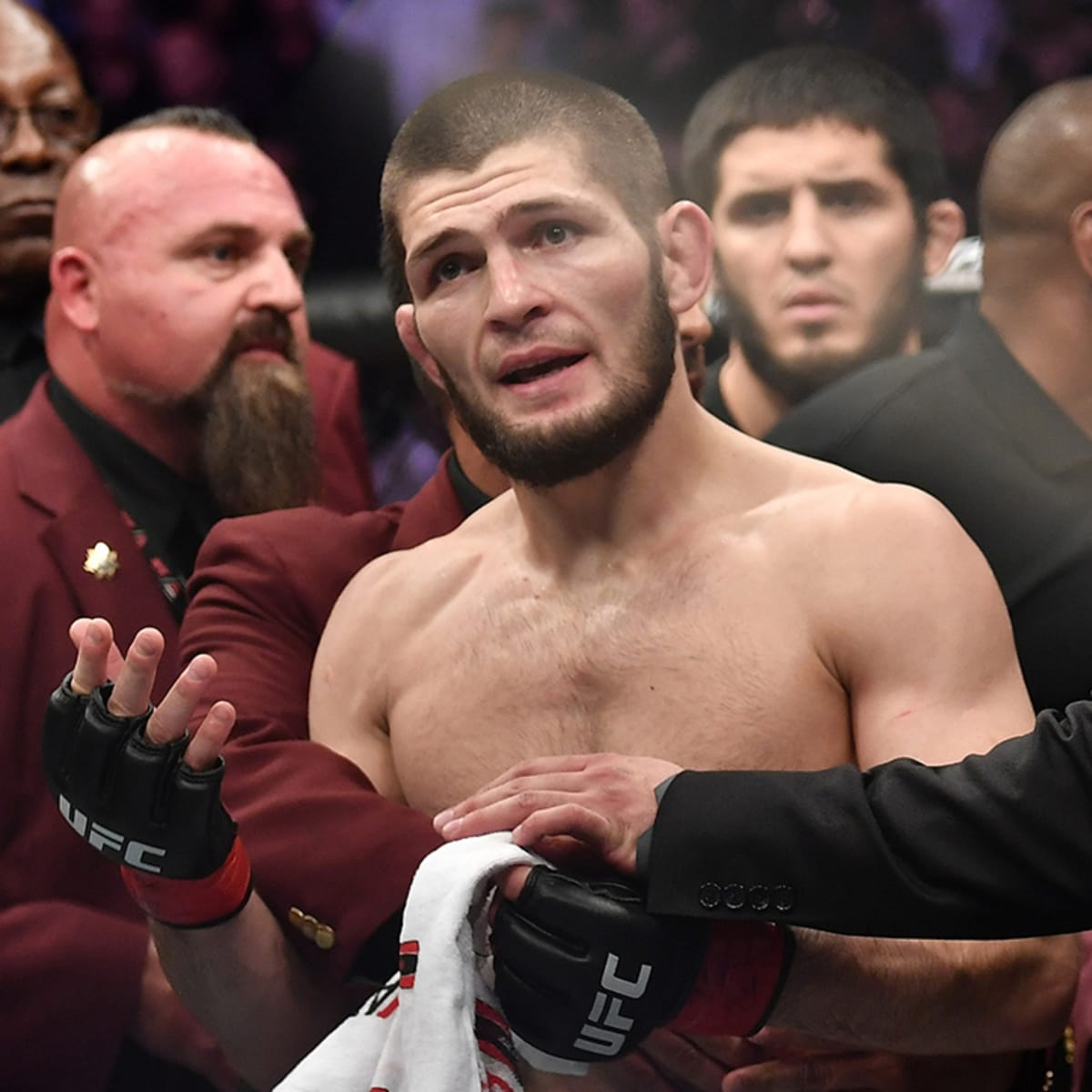 Mcgregor Khabib Fight Date