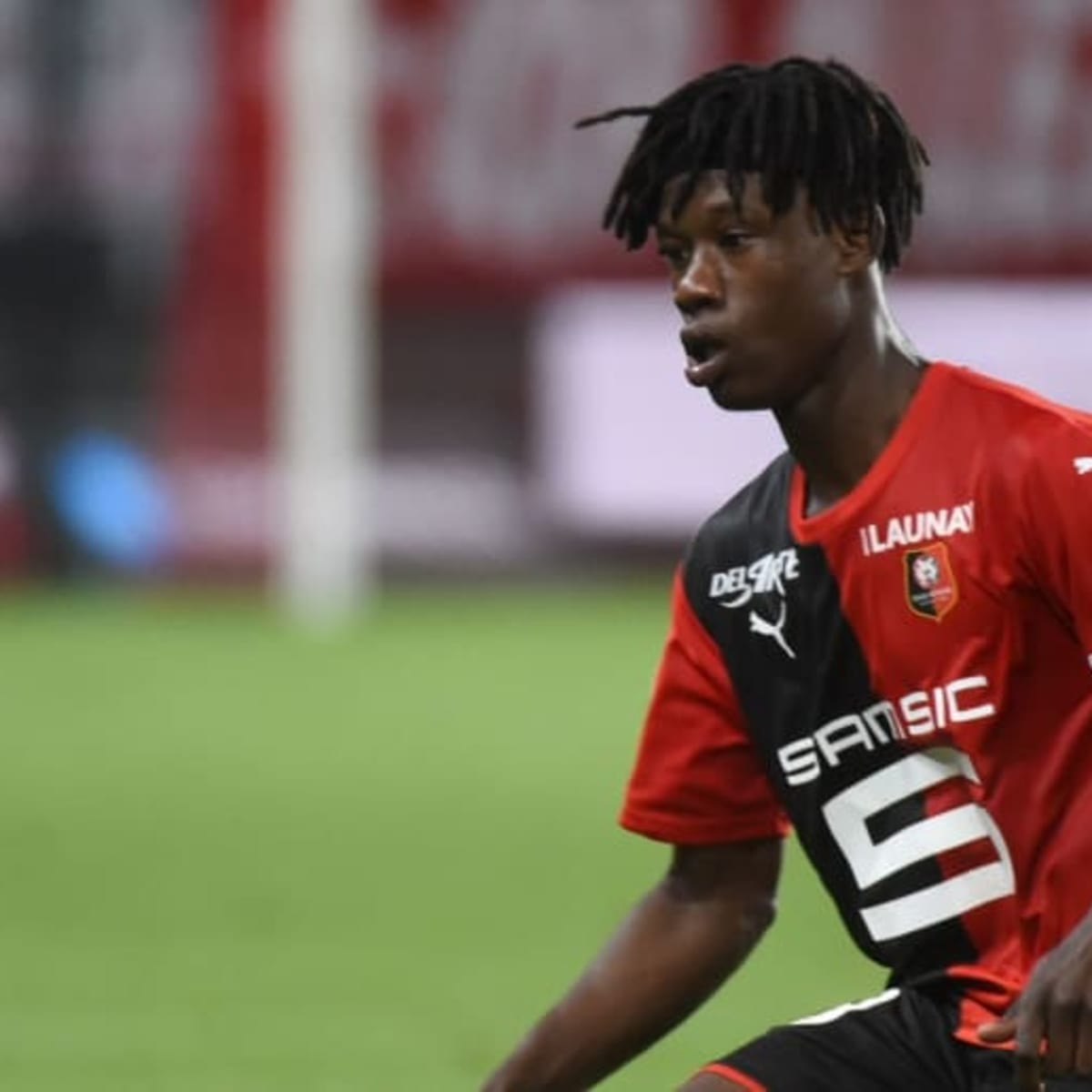 Eduardo Camavinga 5 Things To Know About Rennes 16 Year Old Wonderkid Sports Illustrated