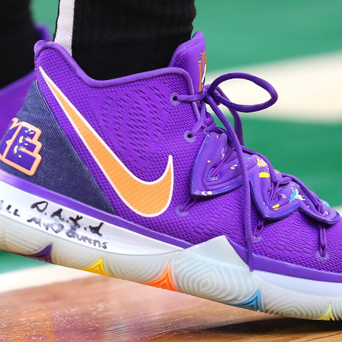 NBA sneaker awards: Kyrie Irving, PJ
