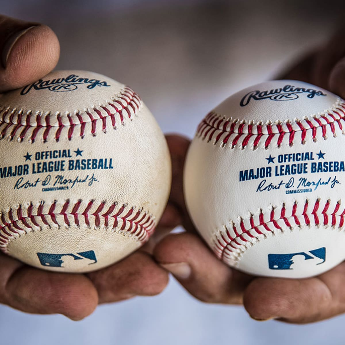 Mlb Leans On Longtime Mud Supplier Not Rawlings To Coat Balls Sports Illustrated