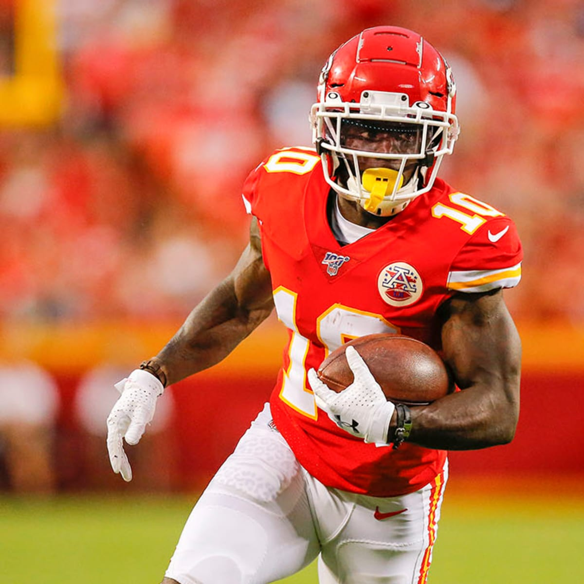 Tyreek Hill contract extension: Chiefs agree to three-year, $54 million  deal - Sports Illustrated