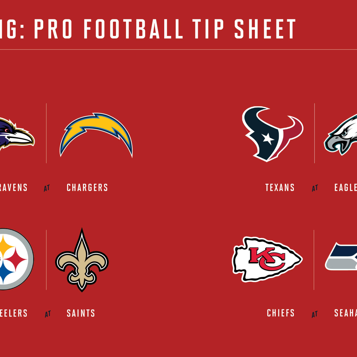 It is a photo of Nfl Week 8 Printable Schedule pertaining to spread