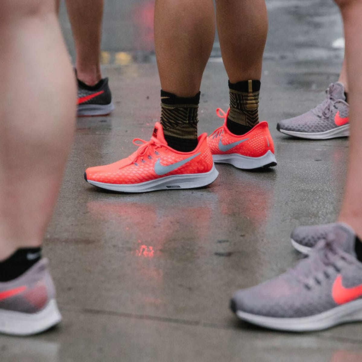 Juventud póngase en fila Andrew Halliday  Nike Pegasus 35 Running Shoe review, details - Sports Illustrated